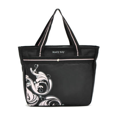 Waterproof Nylon Heavy Duty Canvas Shopping Tote Bags with zipper